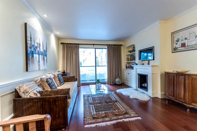 206 1396 BURNABY STREET - West End VW Apartment/Condo for sale, 1 Bedroom (R2139387) #11