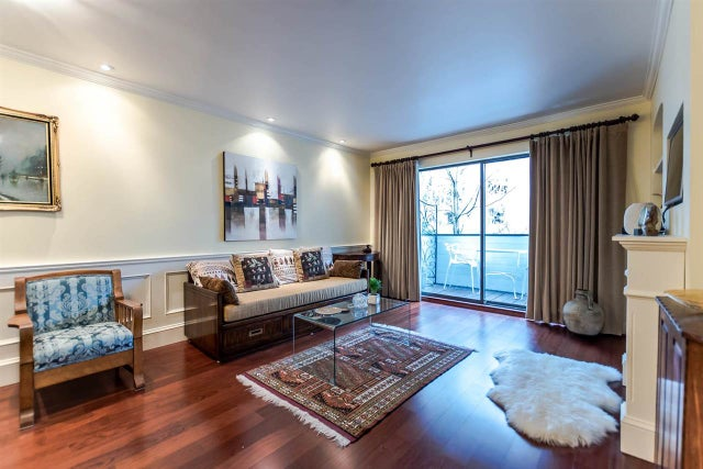 206 1396 BURNABY STREET - West End VW Apartment/Condo for sale, 1 Bedroom (R2139387) #12