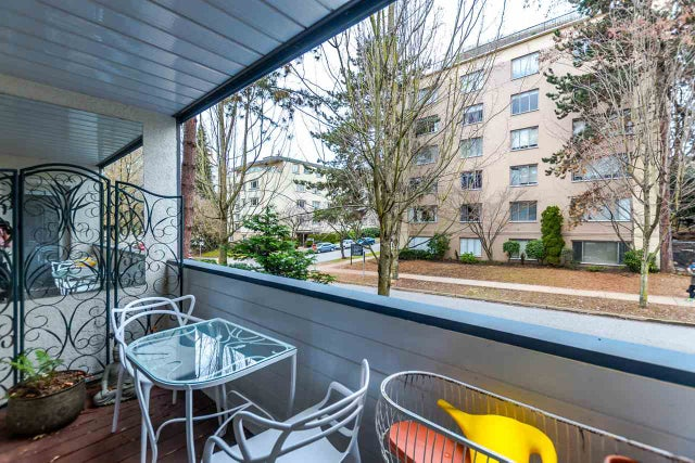 206 1396 BURNABY STREET - West End VW Apartment/Condo for sale, 1 Bedroom (R2139387) #13