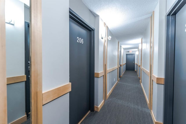 206 1396 BURNABY STREET - West End VW Apartment/Condo for sale, 1 Bedroom (R2139387) #3