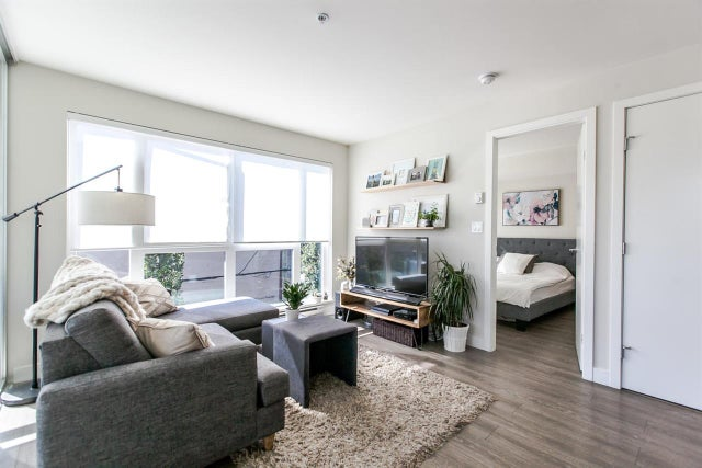 309 1588 E HASTINGS STREET - Hastings Apartment/Condo for sale, 1 Bedroom (R2206490) #2