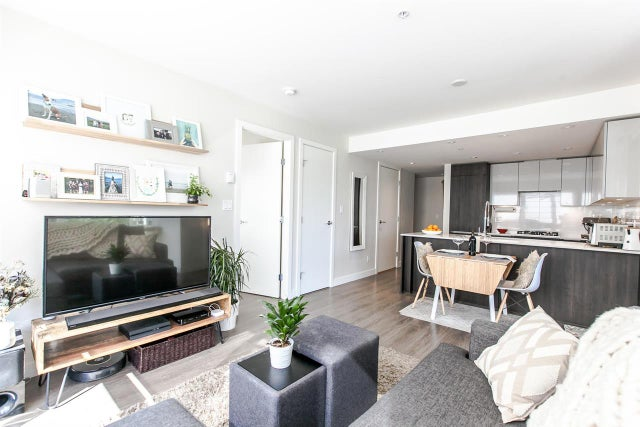 309 1588 E HASTINGS STREET - Hastings Apartment/Condo for sale, 1 Bedroom (R2206490) #3