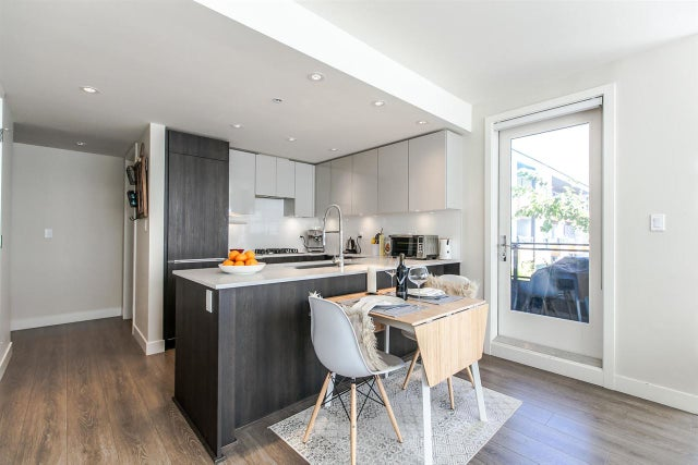 309 1588 E HASTINGS STREET - Hastings Apartment/Condo for sale, 1 Bedroom (R2206490) #5