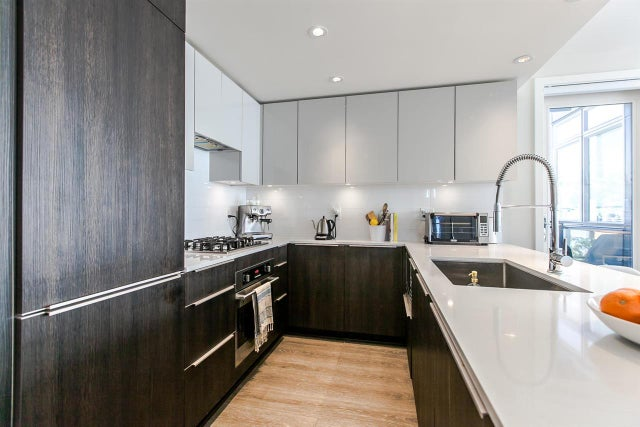 309 1588 E HASTINGS STREET - Hastings Apartment/Condo for sale, 1 Bedroom (R2206490) #6