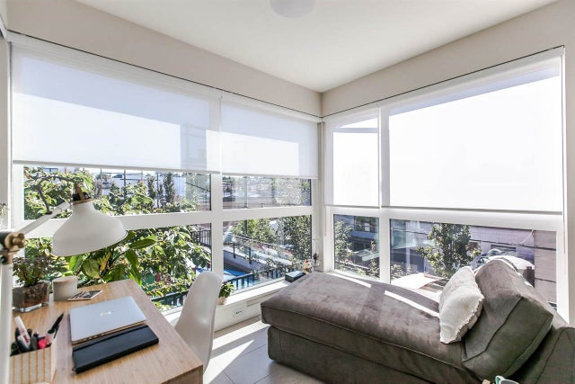 309 1588 E HASTINGS STREET - Hastings Apartment/Condo for sale, 1 Bedroom (R2206490) #8