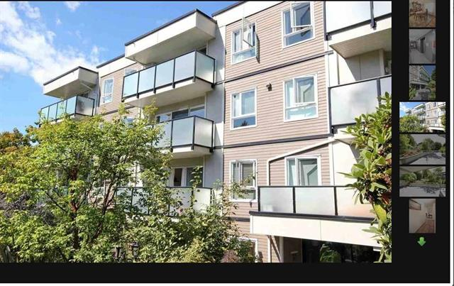 412 2333 TRIUMPH STREET Vancouver East  - Hastings Apartment/Condo for sale, 1 Bedroom (R2134702) #1