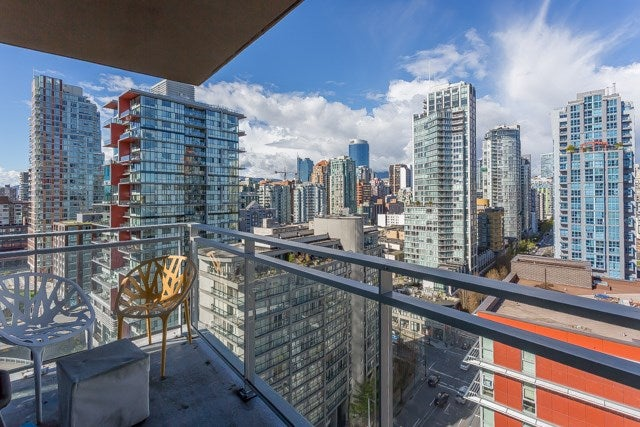 2003 1372 SEYMOUR STREET Vancouver West  - Downtown VW Apartment/Condo for sale, 1 Bedroom (R2159400) #10