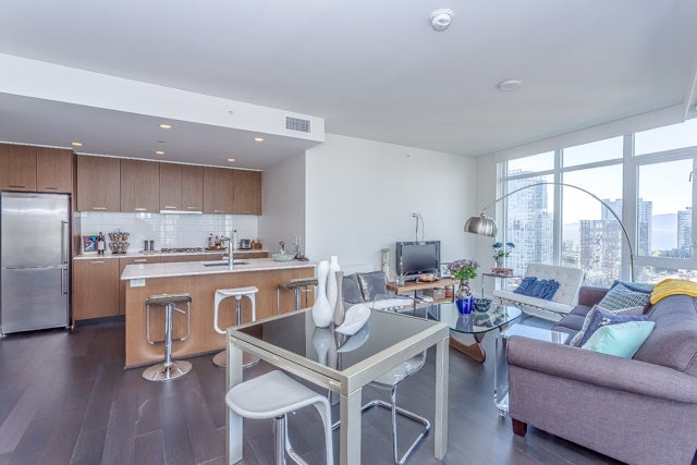 2003 1372 SEYMOUR STREET Vancouver West  - Downtown VW Apartment/Condo for sale, 1 Bedroom (R2159400) #2