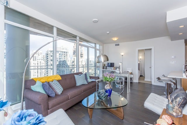 2003 1372 SEYMOUR STREET Vancouver West  - Downtown VW Apartment/Condo for sale, 1 Bedroom (R2159400) #3