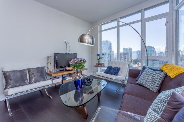 2003 1372 SEYMOUR STREET Vancouver West  - Downtown VW Apartment/Condo for sale, 1 Bedroom (R2159400) #4